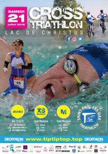 Triathlon XS de Saint Paul les Dax (Individuel)  9H00-Triathlon de Saint-Paul-Les-Dax